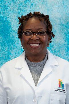 Felicia Randolph MD headshot