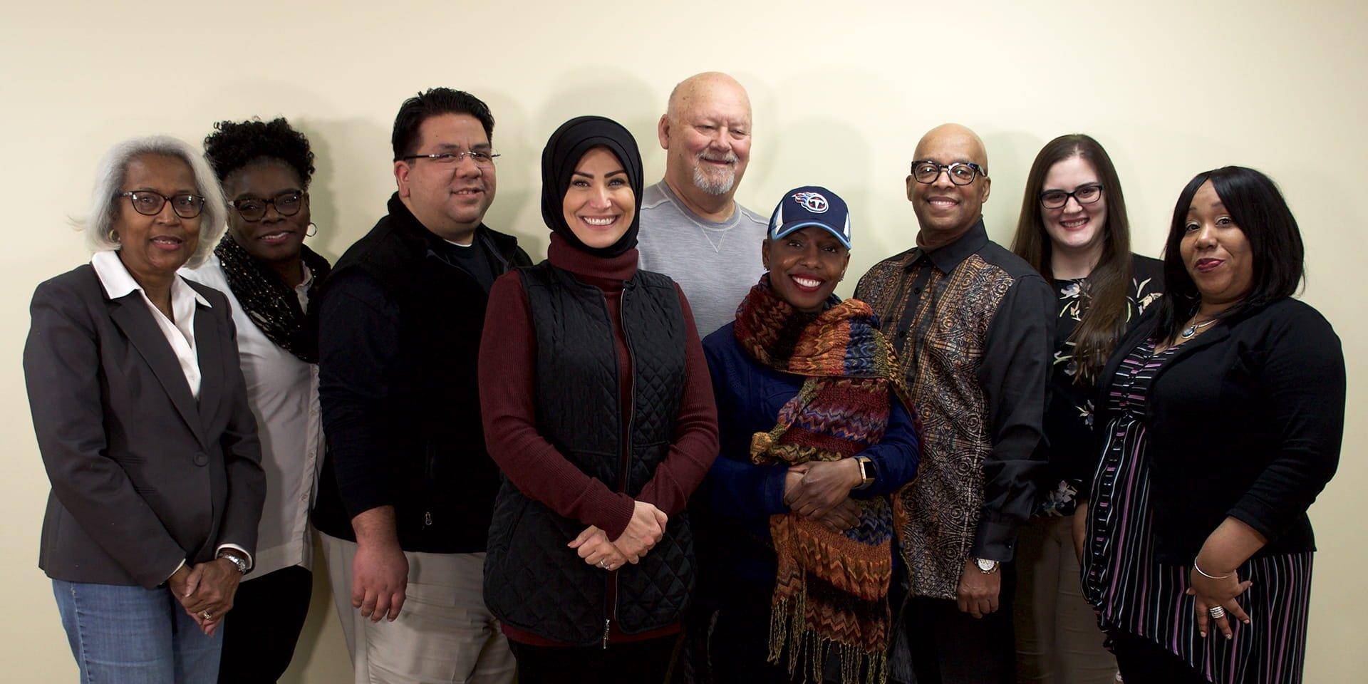 WWFHC Board group